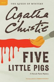 Five Little Pigs, Christie Agatha