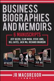 Business Biographies and Memoirs, MacGregor JR
