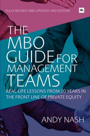 ksiazka tytuł: The MBO Guide for Management Teams autor: Nash Andy