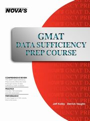 ksiazka tytuł: GMAT Data Sufficiency Prep Course autor: Kolby Jeff