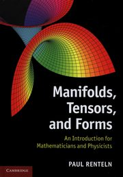 Manifolds, Tensors, and Forms, Renteln Paul