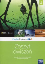 English Explorer New 4 Zeszyt ćwiczeń, Bailey Jane, Stephenson Helen