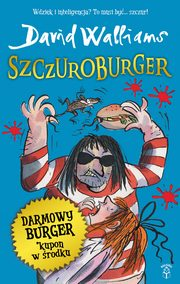 Szczuroburger, Walliams David