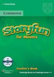Storyfun for Movers Teacher's Book with 2CD, Saxby Karen