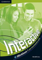 Interactive 1 Workbook with Downloadable Audio, Levy Meredith