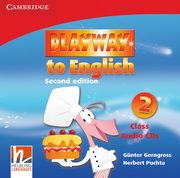 Playway to English 2 Class Audio 3CD, Gerngross Gunter, Puchta Herbert