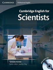Cambridge English for Scientists Student's Book + CD, Armer Tamzen