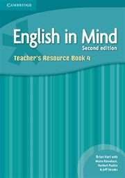 English in Mind 4 Teacher's Resource Book, Hart Brian, Rinvolucri Mario, Puchta Herbert, Stranks Jeff