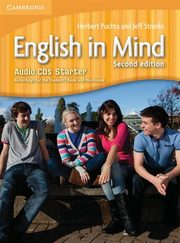 English in Mind Starter Audio 3CD, Puchta Herbert, Stranks Jeff