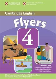 Cambridge Young Learners English Tests Flyers 4 Student's Book,