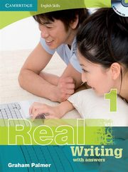 Cambridge English Skills Real Writing 1 with Answers + CD, Graham Palmer
