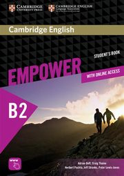 Cambridge English Empower Upper Intermediate Student's Book with Online Access,