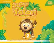 Super Safari 2 Teacher's Book, Frino Lucy, Puchta Herbert, Gerngross Gunter