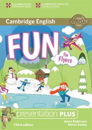 Fun for Flyers Presentation Plus DVD, Robinson Anne, Saxby Karen