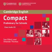 Compact Preliminary for Schools Class Audio CD,