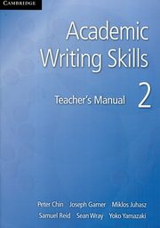 Academic Writing Skills 2 Teacher's Manual,
