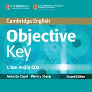 Objective Key Class Audio 2CD,