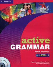 Active Grammar with answers Level 1 + CD,