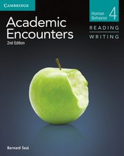 Academic Encounters 4 Student's Book Reading and Writing and Writing Skills Interactive Pack, Seal Bernard