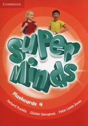Super Minds Flashcards 4, Puchta Herbert, Gerngross Gunter, Lewis-Jones Peter