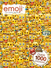 Emoji: Official Sticker Book,