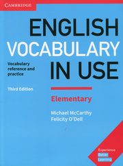 English Vocabulary in Use Elementary with answers,