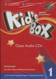 Kids Box 1 Class Audio CDs, Nixon Caroline, Tomlinson Michael