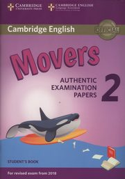Cambridge English Movers 2 Student's Book,