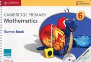 Cambridge Primary Mathematics Games Book with CD, Low Emma