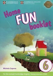 Storyfun Level 6 Home Fun Booklet, Capone Michela