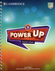 Power Up 2 Teacher's Book, Frino Lucy, Nixon Caroline, Tomlinson Michael
