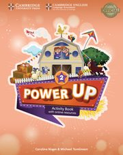 Power Up Level 2 Activity Book with Online Resources and Home Booklet, Nixon Caroline, Tomlinson Michael