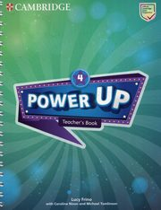 Power Up Level 4 Teacher's Book, Frino Lucy, Nixon Caroline, Tomlinson Michael