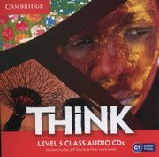 Think Level 5 Class Audio CD, Puchta Herbert, Stranks Jeff, Lewis-Jones Peter